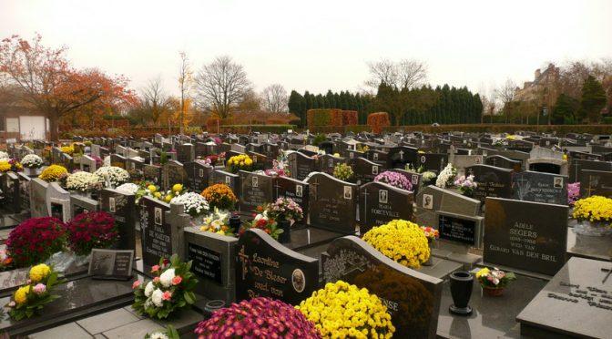 Begraafpand Kansenboom (ontruimd mei 2013)